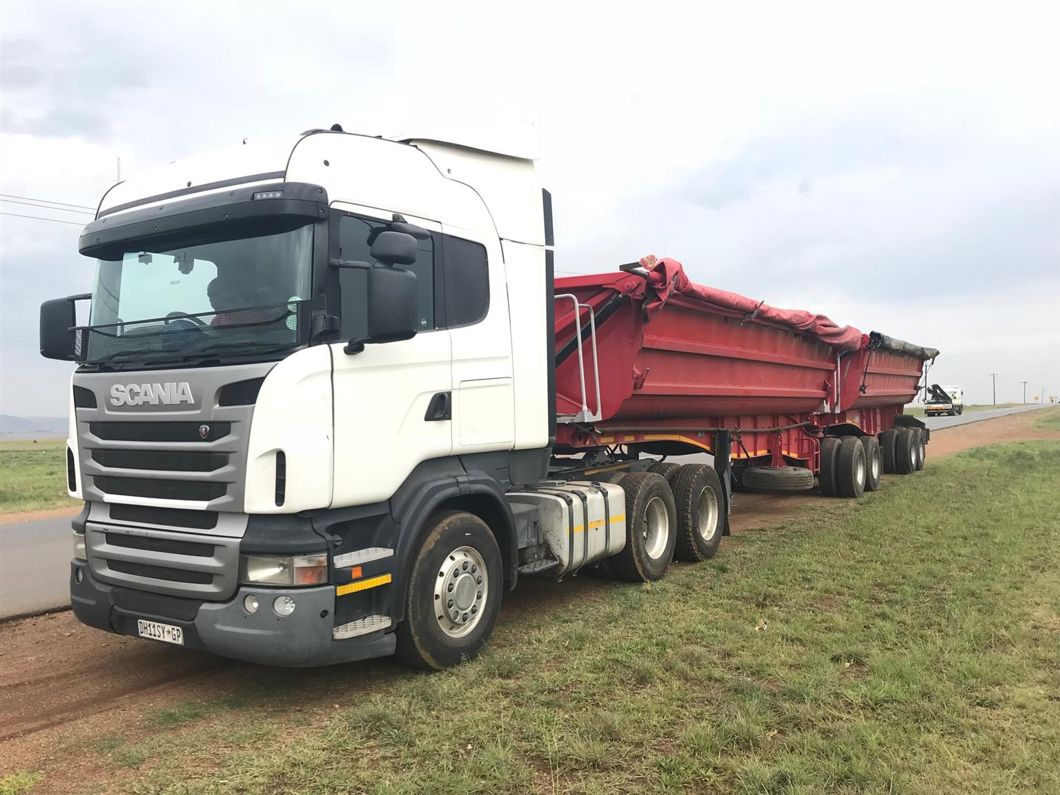 Start Your Own Trucking Business, 34 Ton Side Tippers, Become A Trucker In Namibia, South West Africa