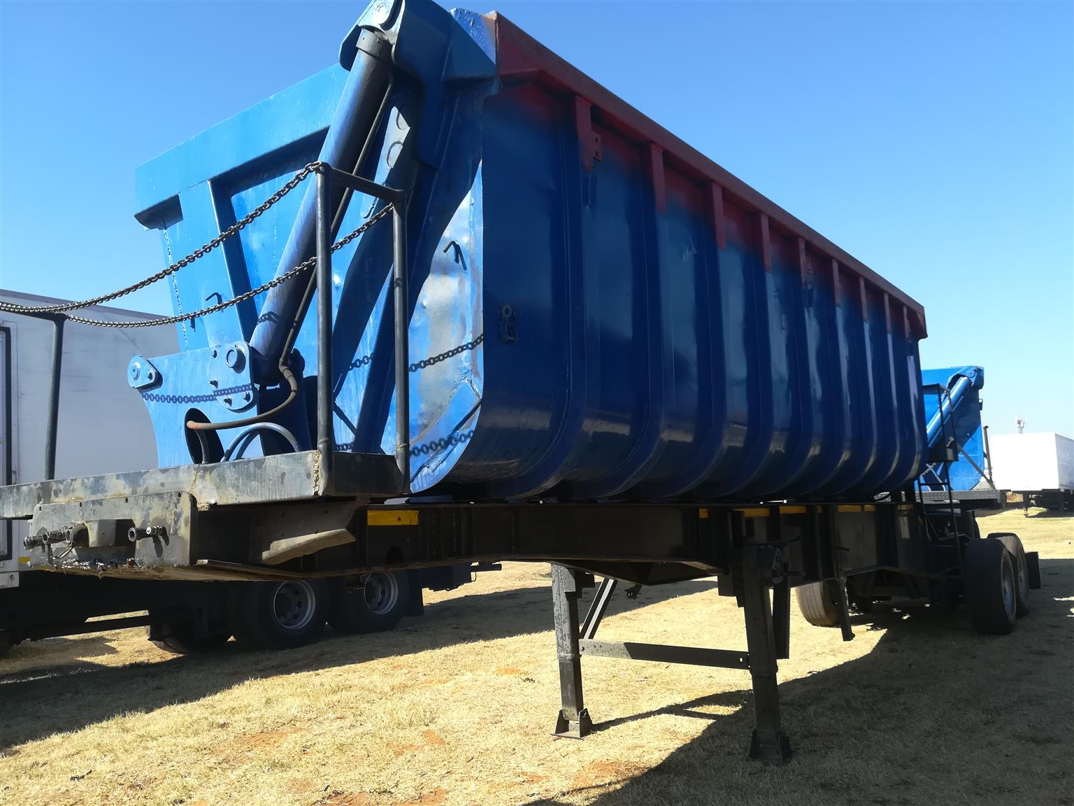 Start Your Own Trucking Business, 34 Ton Side Tippers, Become A Trucker, New Truckers Welcome, Northern Cape Province, South Africa